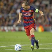 Andrés Iniesta (Espagne - FC Barcelone)