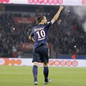 Zlatan Ibrahimovic (Suède - Paris Saint-Germain)