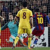Lionel Messi-Samir Nasri