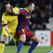 Tomas Rosicky-Andres Iniesta