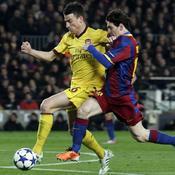 Laurent Koscielny-Lionel Messi