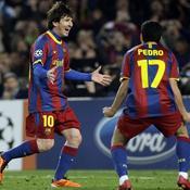 Lionel Messi-Pedro