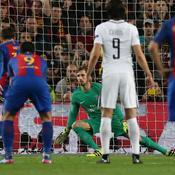 Le penalty de Messi