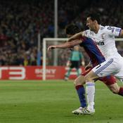 Barcelone-Real Arbeloa sur Villa