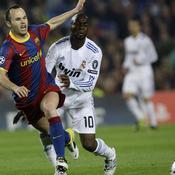 Barcelone-Real Diarra sur Iniesta
