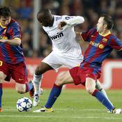 Barcelone-Real Diarra