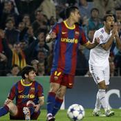 Barcelone-Real Faute Carvalho