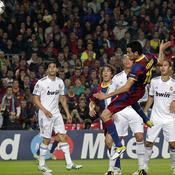 Barcelone-Real Tête Pedro