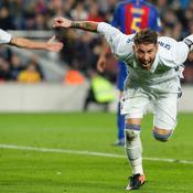 La rage de Sergio Ramos