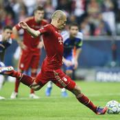 Penalty Robben