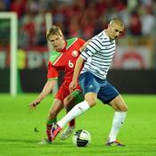 Biélorussie-France, Benzema