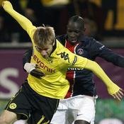 Borussia-PSG Faute