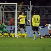 Borussia-PSG Frappe Chantome