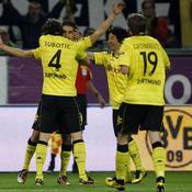 Borussia-PSG Joie Dortmund