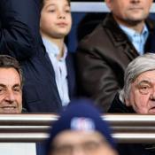 Avec «son ami» Nicolas Sarkozy