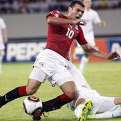 Egypte-Algérie, Penalty