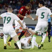 Egypte-Algérie, Zidan