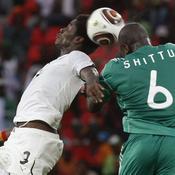 Ghana-Nigeria, Duel