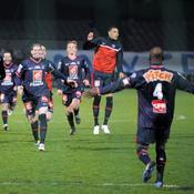 Claude Makélélé vient de marquer le but victorieux