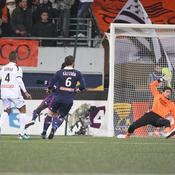 Lorient-Lyon : Emeghara
