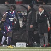 Lorient-Lyon : Gomis