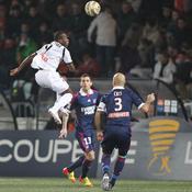 Lorient-Lyon : Saut