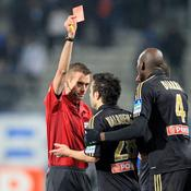 OM-Nice : Rouge Valbuena
