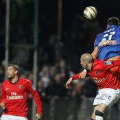 Montpellier-PSG, Giroud