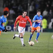 Montpellier-PSG, Giuly