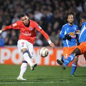 Montpellier-PSG-Hoarau