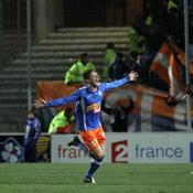 Montpellier-PSG, joie Montpellier