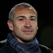 Larsson au Celtic Park