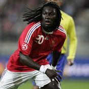 Bafétimbi Gomis à l'Euro 2008