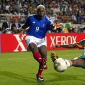 Djibril Cissé au Mondial 2002