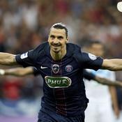 Ibrahimovic sort de sa boîte