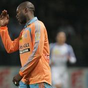 Auxerre-Marseille, Djibril Cissé