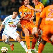 Marseille-Metz, Samir Nasri