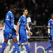 OL-Troyes : Déception