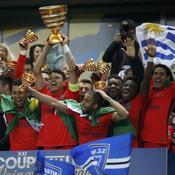 Bastia-Paris SG, Thiago Silva et les Parisiens avec la coupe