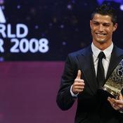 Cristiano Ronaldo, Fifa World Player 2008