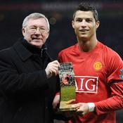Cristiano Ronaldo, Manchester-Wigan