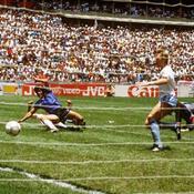 Argentine-Angleterre 1986