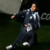 Diego Maradona, sélectionneur