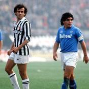 Juventus-Naples, 1986