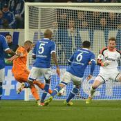 Récital sur la pelouse de Schalke 04