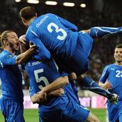 Slovénie-Italie Joie