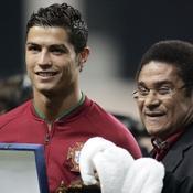 Cristiano Ronaldo-Eusebio
