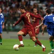 Portugal-Azerbaidjan, Cristiano Ronaldo