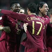 Portugal, Makukula-C.Ronaldo