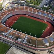 Letzigrund Stadion, Zurich